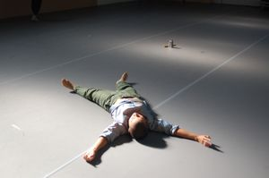 [DANCEROULETTE] lec/dem curated by Kyli Kleven: Mariana Valencia, Joey Kipp, Tess Dworman