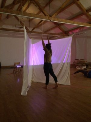 [DANCEROULETTE] lec/dem curated by Kyli Kleven: Marissa Perel, Ayano Elson, Millie Kapp