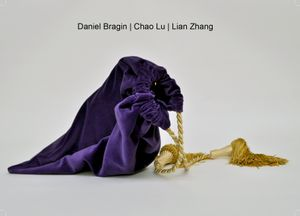 Daniel Bragin, Crow in a Purple Velvet Sack