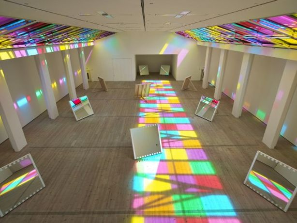 Daniel Buren: Catch as catch can: works in situ: Image 0