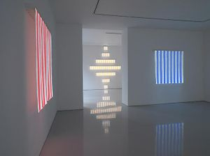 Daniel Buren - One Thing To Another, Situated Works