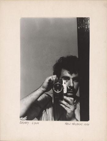 © Danny Lyon, Self-Portrait, New Orleans, 1964