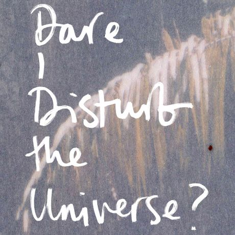 Dare I Disturb the Universe?: Image 0
