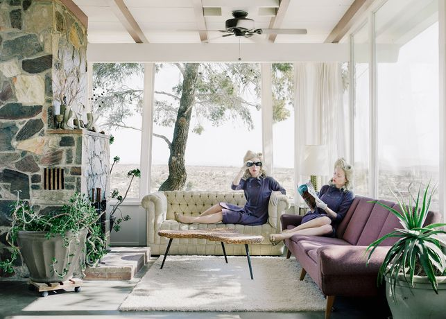 The Desert House © Anja Niemi