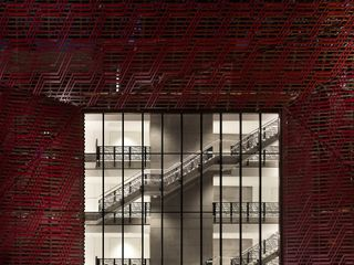 David Adjaye, Aïshti Foundation, Beirut Courtesy Adjaye Associates, Photo:Guillaume Ziccarelli