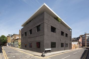 David Adjaye, Dirty House, London, Photo: Ed Reeve, Courtesy Adjaye Associates