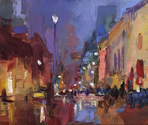 David Atkins - Evening in London