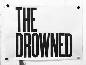David Austen, The Drowned, 2018. Image courtesy of the artist and Matt's Gallery.