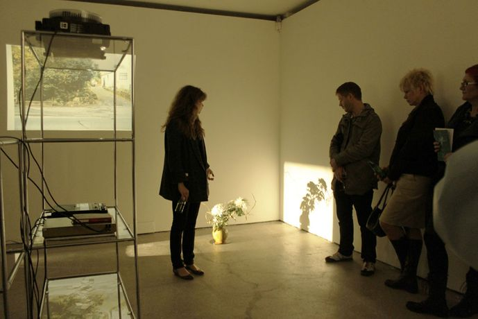 David Gledhill and Corin Sworn in Conversation: Image 0
