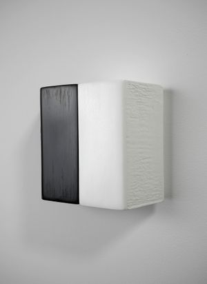 David Goerk. White & Black (New Work)