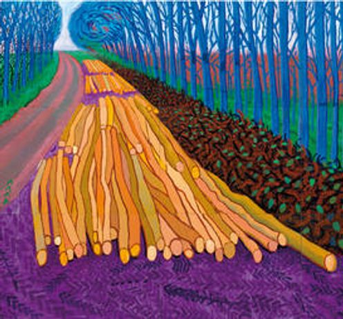 David Hockney RA: A Bigger Picture: Image 0