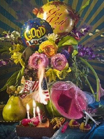 David LaChapelle: Earth Laughs in Flowers: Image 0