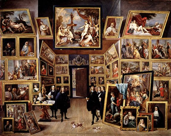 David Teniers And The Theatre of Painting: Image 0