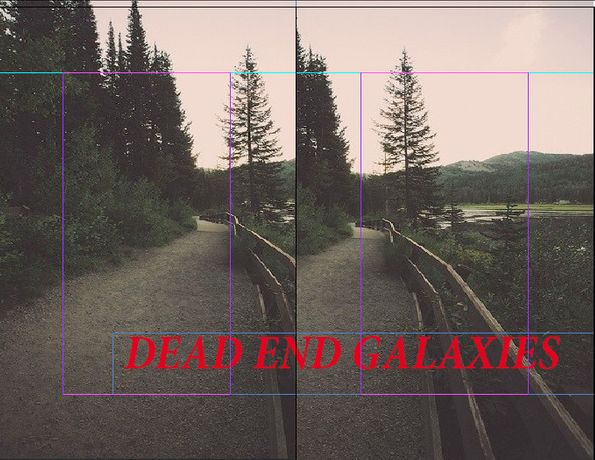 Dead End Galaxies