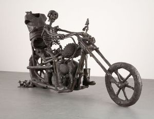 Death Cult: Motorcycles, Skulls And The Moment Of Impact