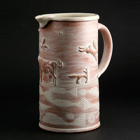 Large Jug by Philip Wood