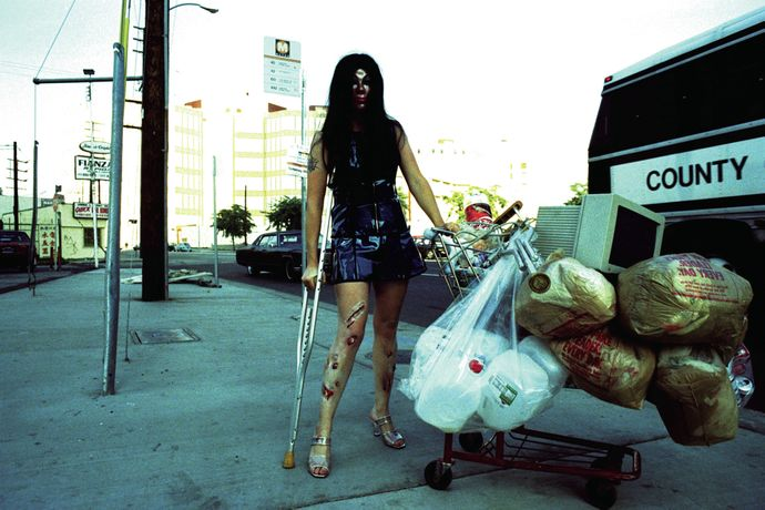 Claudia Reinhardt, Downtown Los Angeles, 1997 (photograph)