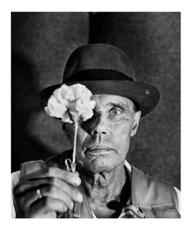 Joseph Beuys, London, 1984