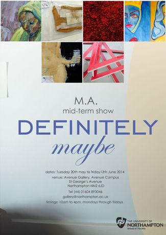 Definitely Maybe: Image 0