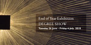 Degree Show 2018