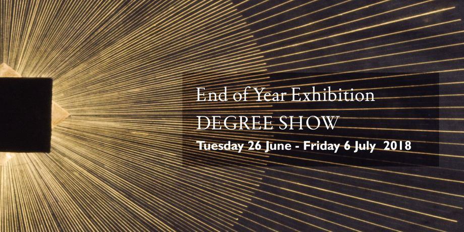 Degree Show 2018: Image 0
