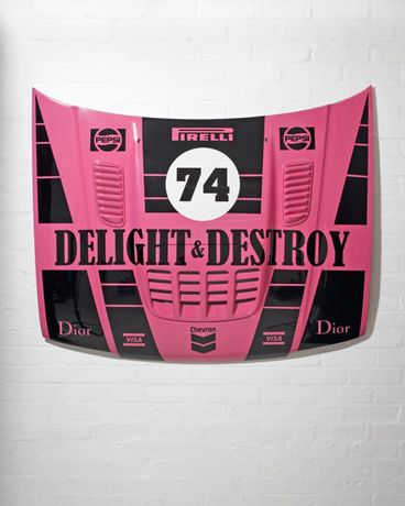 Delight and Destroy: Image 0