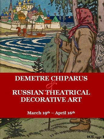 Demetre Chiparus and Russian Theatrical Decorative Art: Image 0