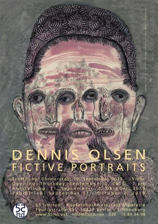 Dennis Olsen at 55 limited: Image 0