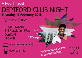 Deptford Club Night