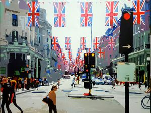 Deric Ch'ng 'London Cityscapes' Art Show (Spring 2018)