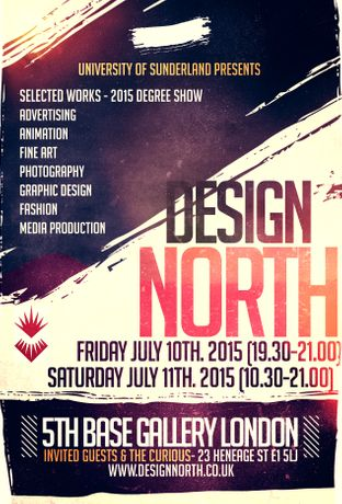 Design North at 5th Base Gallery