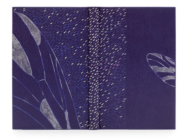 Set Book Second Prize Binding by Yuko Matsuno