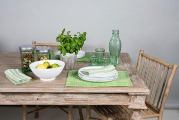Summer tableware from Birdie Fortescue