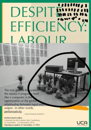 Despite Efficiency: Labour