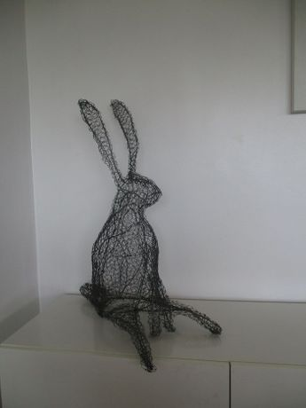 Hare by Roger Lissenden
