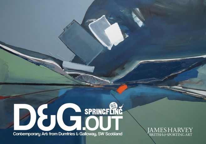 D&G|OUT: James Harvey Fine Art, London: Image 0