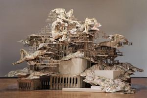 Diana Al-Hadid: Delirious Matter 18 July 2018 – 14 October 2018 The Bronx Museum of the Arts