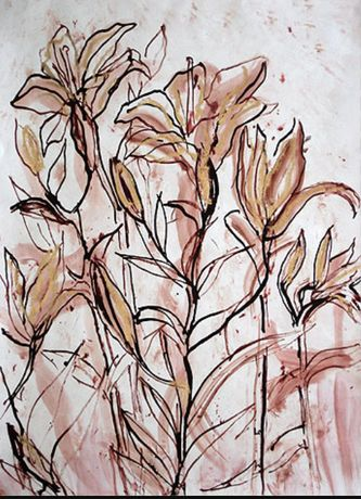Diana Lamb - Works on Paper: Image 0