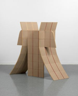 Diane Simpson: Sculpture, Drawing, Prints 1976–2014
