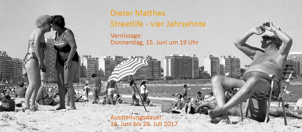 Dieter Matthes  Street Life – four decades: Image 0