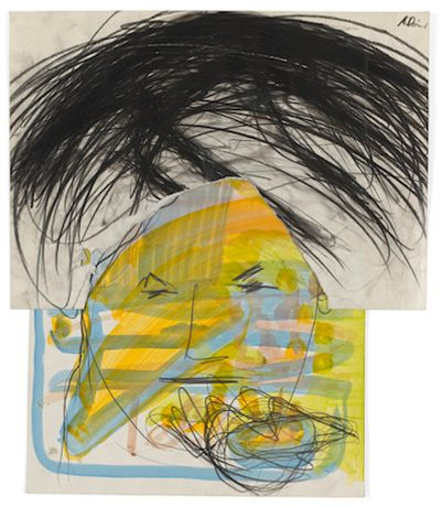 Dieter Roth, Arnulf Rainer — Collaborations: Image 0