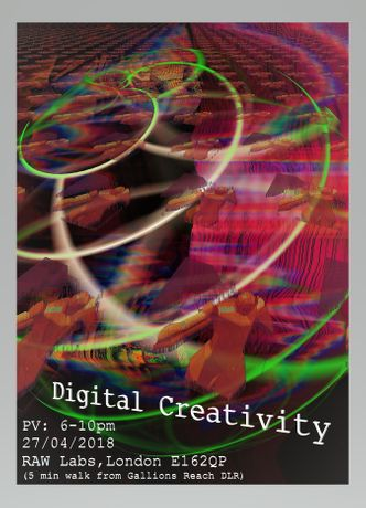 Digital Creativity: Image 0