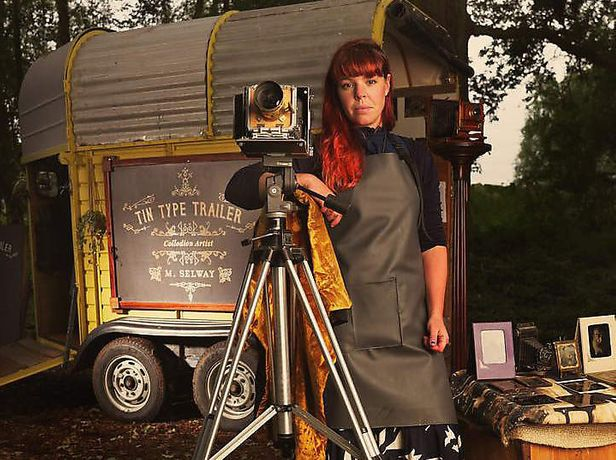 Image: Michele Selway, Tin Type Trailer