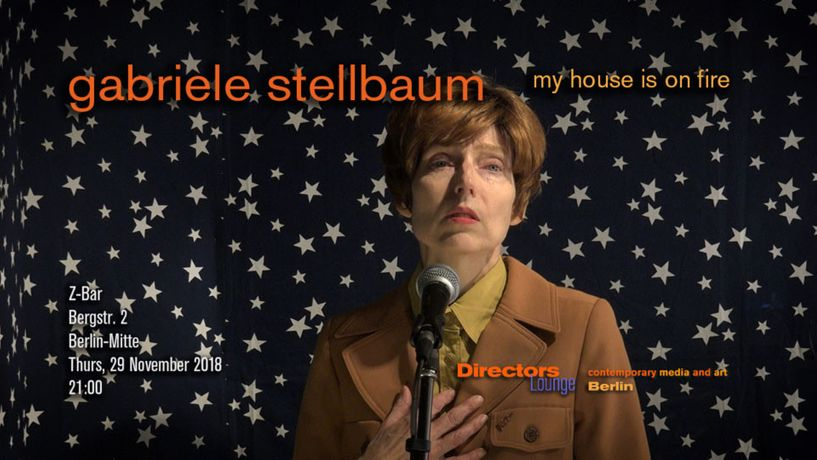 Gabriele Stellbaum - My House Is On Fire