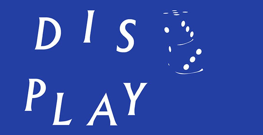 Dis Play, poster, Royal College of Art