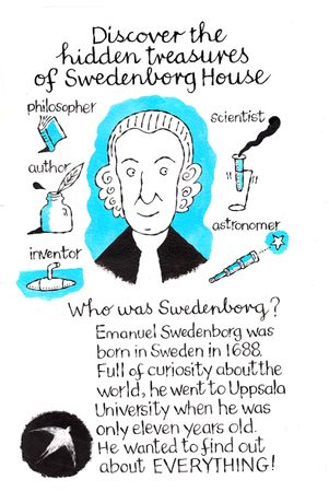 Discover the Hidden Treasures of Swedenborg House