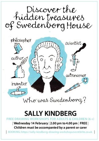 Discover the Hidden Treasures of Swedenborg House with Sally Kindberg: Image 0