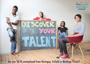 Discover Your Talent - CALLING 18-24 YEAR OLDS