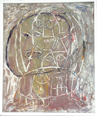 Franciszka Themerson, A Person I Know, 1972, 