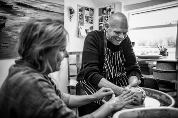 Tom Kerridge & Gill Thompson